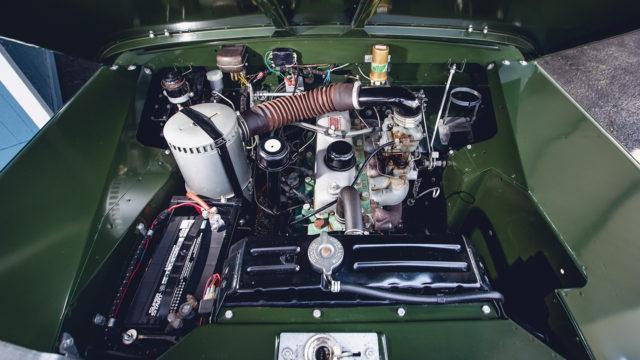 Land Rover Series IIA 88 engine - RM Sotheby's