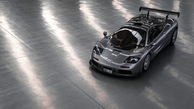 """McLaren F1 """"LM Spec"""" high - RM Sotheby's"""