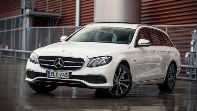 Koeajo: Mercedes-Benz E 300 de T – dieselin ja sähkön menestyksekäs liitto