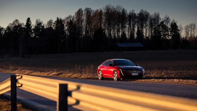 Koeajo: Peugeot 508 GT PureTech 225 – oma eheä itsensä