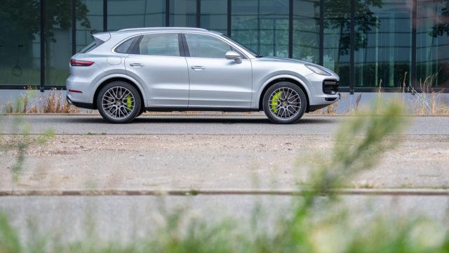 Koeajo: Ukkosen voimalla – Porsche Cayenne Turbo S E-Hybrid