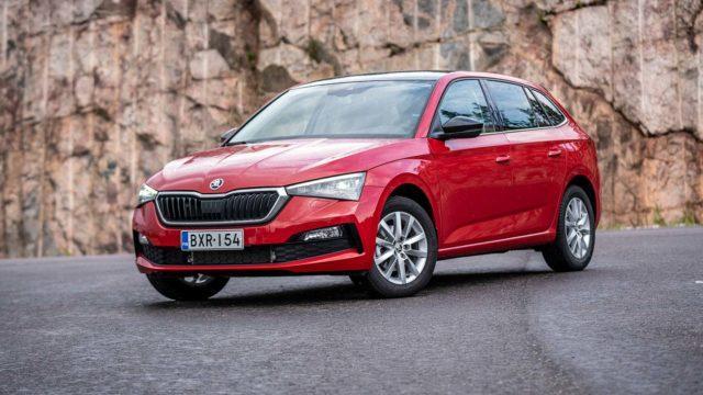 Koeajo: Pätevämpi puikula – Škoda Scala 1.0 TSI