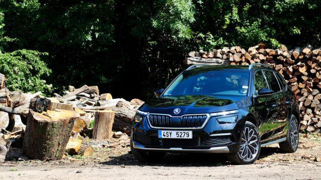 Maistiainen: Škoda Kamiq – jättiläinen lilliputin vaatteissa