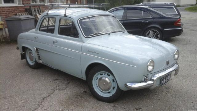 Renault Dauphine - Etuoikea - Tori.fi