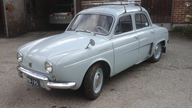 Renault Dauphine - Etuvasen - Tori.fi