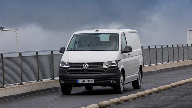 Maistiainen: Volkswagen Transporter, Caravelle ja Multivan uudistuivat digiaikaan