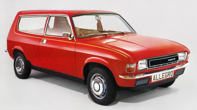 Austin Allegro Estate 1975-1979