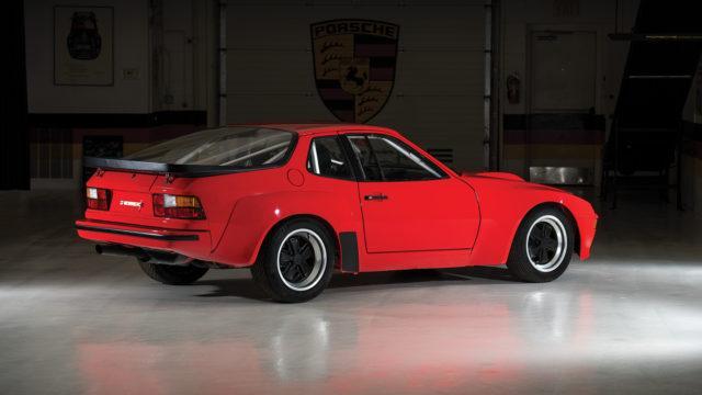 RM Sotheby's - Porsche 924 Carrera GTS rearq