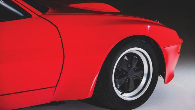 RM Sotheby's - Porsche 924 Carrera GTS front wing