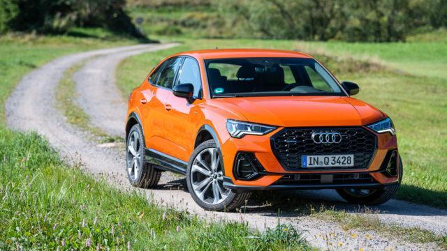 Maistiainen: sama tyyppi, eri verkkarit – Audi Q3 Sportback