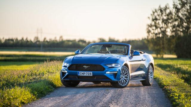 Ford Mustang Convertible EcoBoost
