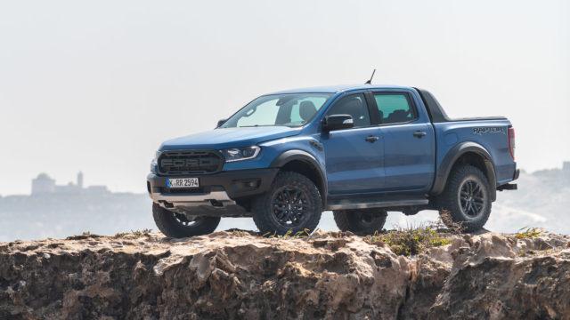 Koeajo: Menopeli Marokkoon – Ford Ranger Raptor