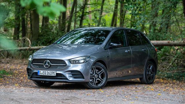 Maistiainen: Mercedes-Benz B 250 e – kompaktisti lataushybridinä
