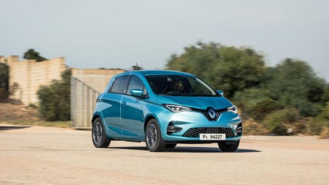 Maistiainen: Renault Zoe Z.E. 50 – saatavilla myös pikalatauksella