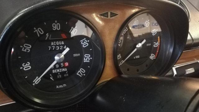 Tori.fi - Fiat 850 Coupe mittaristo