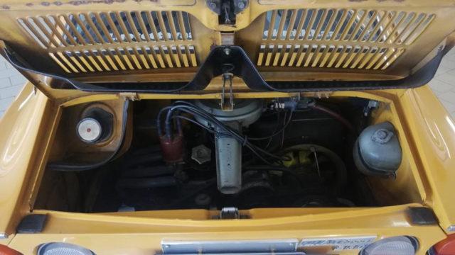 Tori.fi - Fiat 850 Coupe moottori