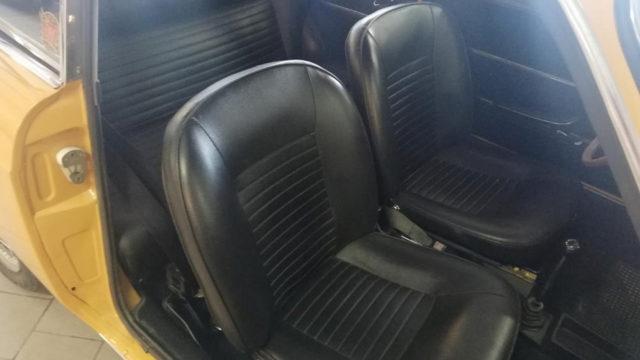 Tori.fi - Fiat 850 Coupe istuimet