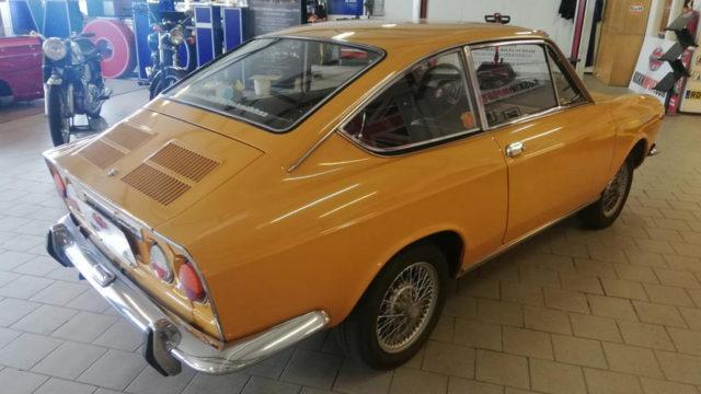 Tori.fi - Fiat 850 Coupe takaa