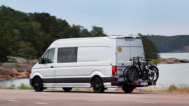 Koeajo: Suurperheen tukikohta – Volkswagen Crafter
