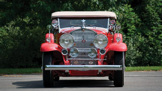 RM Sotheby's - Cadillac V-16 Sport Phaeton front