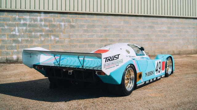 RM Sotheby's - Porsche 962 C rear