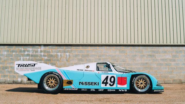 RM Sotheby's - Porsche 962 C side