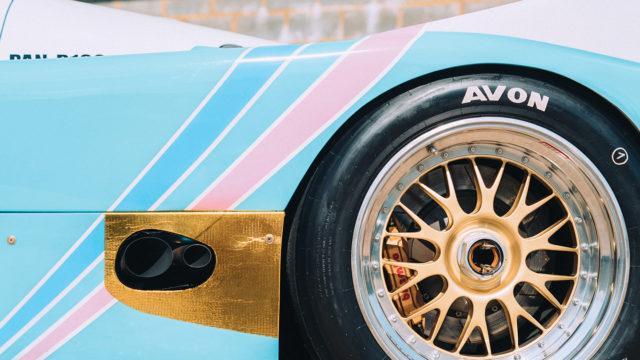 RM Sotheby's - Porsche 962 C wheel