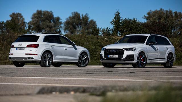 Koeajo: Audi TFSI e -mallisto tarjoaa neljä ladattavaa hybridiä, mutta lopputulos jää ristiriitaiseksi
