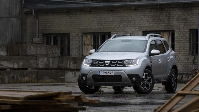 Koeajo: Uusin voimin – Dacia Duster