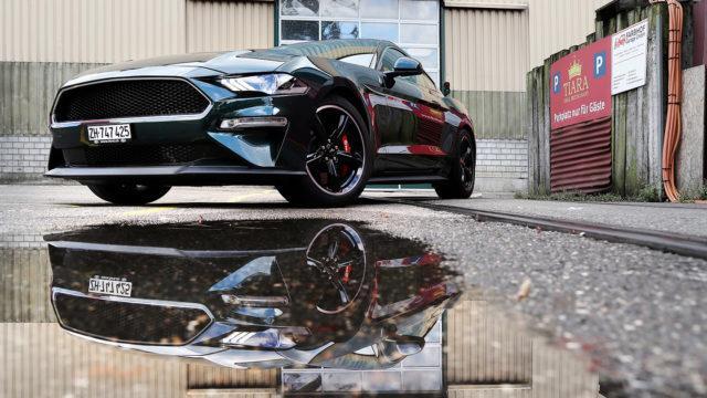 Koeajo: Ford Mustang Bullitt – lisää happea ja hymy korviin