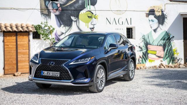 Maistiainen: uudistunut Lexus RX – hiukan hiotummat särmät