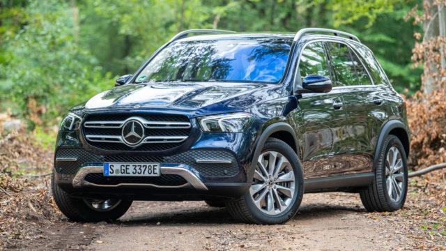 Koeajo: Dieselhybridi jättiakulla –Mercedes-Benz GLE 350 de 4Matic