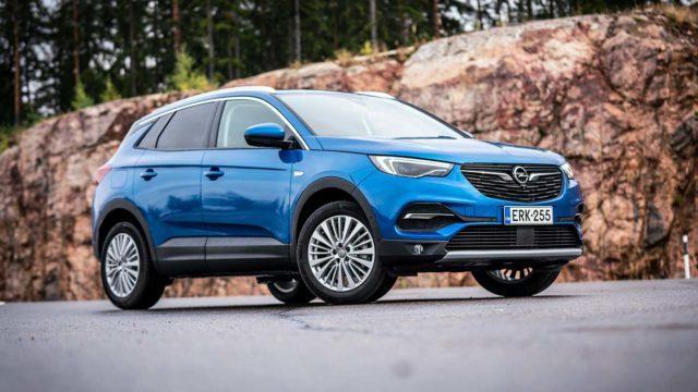 Koeajo: tehoa ja toimivuutta – Opel Grandland X