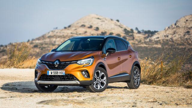 Maistiainen: Enemmän tilaa ja tyyliä pikkumaasturiin: Renault Captur