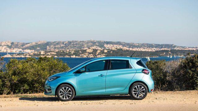 Koeajo: Taas tätä päivää – Renault Zoe