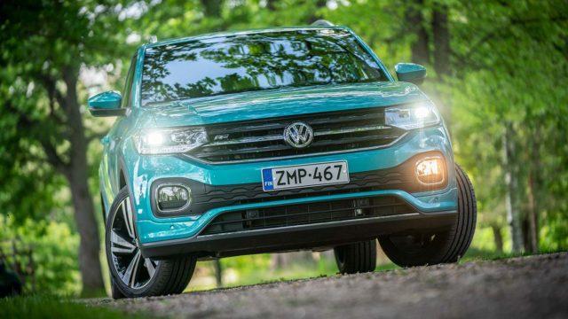 Koeajo: Jyhkeämpi juniori – Volkswagen T-Cross