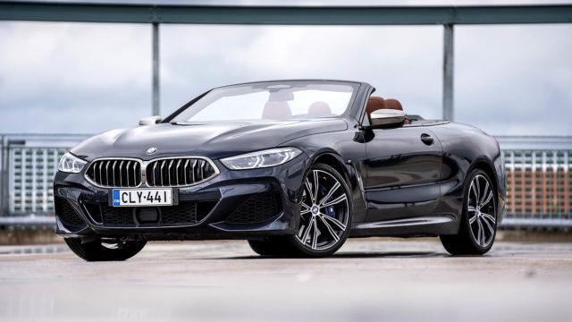 Koeajo: BMW M850iA xDrive Cabrio – poutapäivän kompromissipilvi