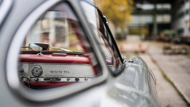 RM Sotheby's - Mercedes-Benz 300 SL Gullwing logo