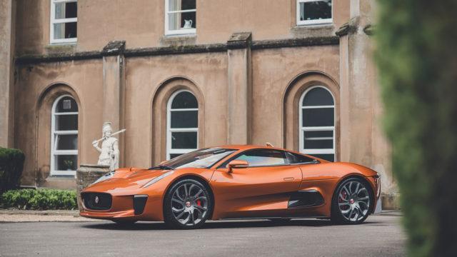 RM Sotheby's - Jaguar C-X75 frontq