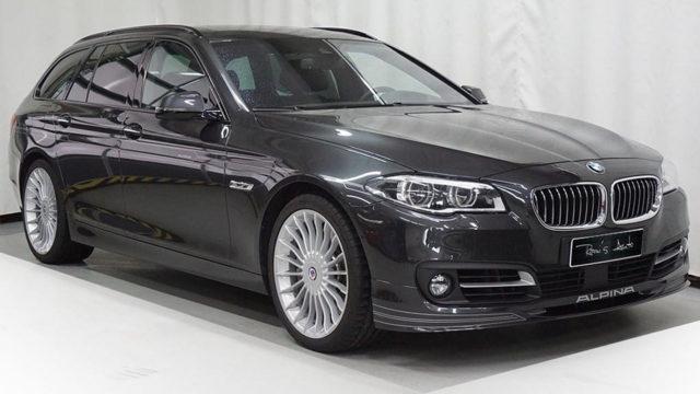 Tori.fi - BMW Alpina D5 etu