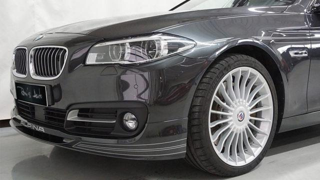 Tori.fi - BMW Alpina D5 vanne