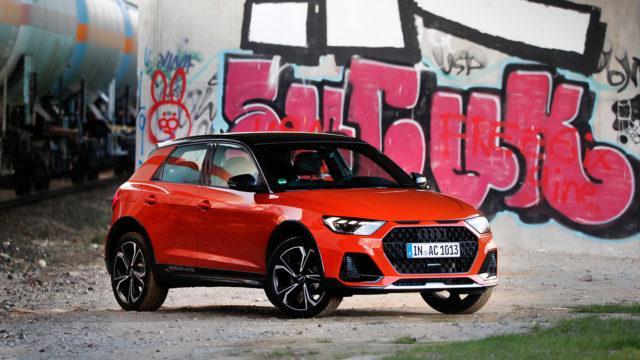 Koeajo: Audi A1 Citycarver – vieläkö on tilaa yhdelle?