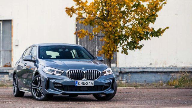 Koeajo: Luokkansa etupäähän – BMW 118i A