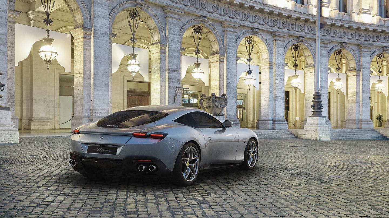 Elämä on ihanaa: Ferrari Roma