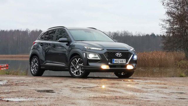 Koeajo: Tasaisempaa taloudellisuutta – Hyundai Kona