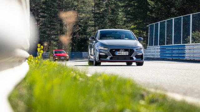 Koeajo: Hyundai i30 Fastback N Performance Pack – mikään ei muuttunut, ja hyvä niin