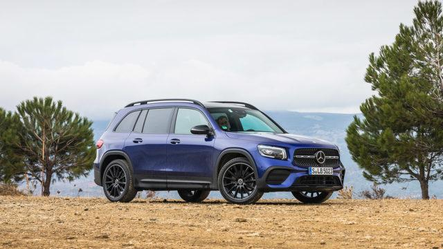 Mercedes-Benz GLB 220d 4Matic