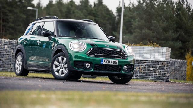 Mini Cooper Car >> Koeajo Pihipippuria Pidempaan Mini Countryman Cooper Se