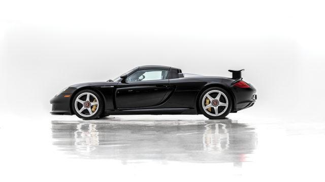 RM Sotheby's - Porsche Carrera GT side