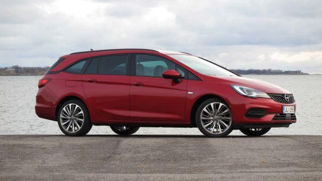 Koeajo: Suosikkireseptillä – Opel Astra